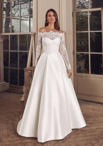 Justin Alexander Style 88144 wedding dress
