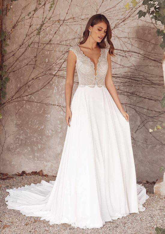 Justin Alexander Style 88147 wedding dress