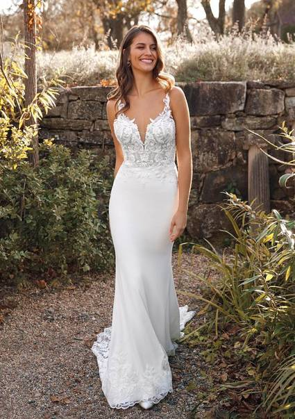 Justin Alexander Style 88153 wedding dress