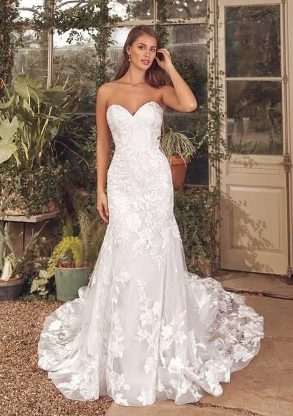 Justin Alexander Style 88154 wedding dress