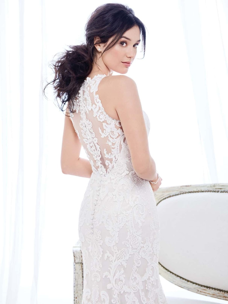 Kenneth Winston Style BE402 wedding dress