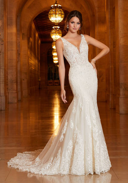 Morilee Style 1042 wedding dress