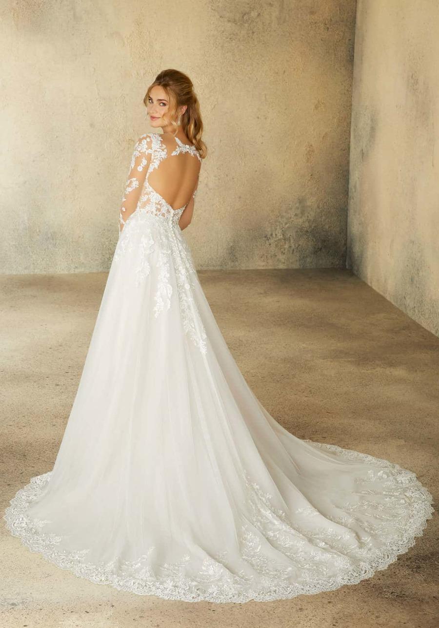 Morilee Style 2078 wedding dress