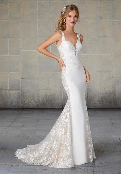Morilee Style 2124 wedding dress