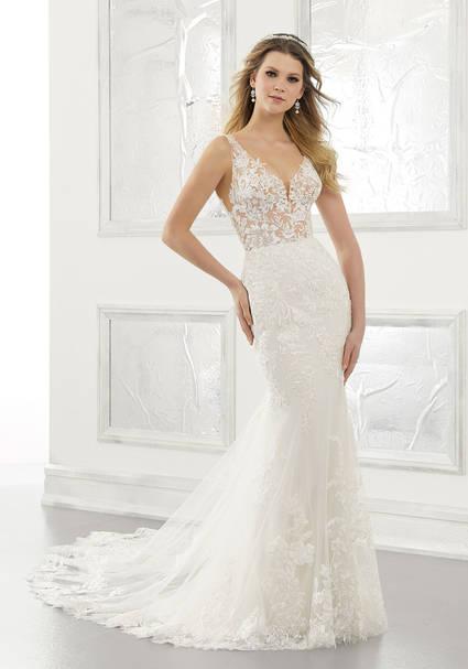 Morilee Style 2180 wedding dress