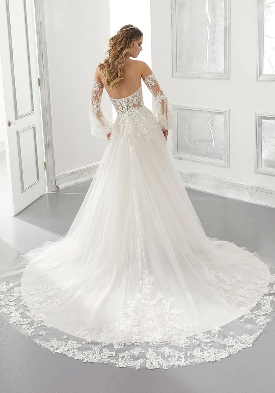 Morilee Style 2183 wedding dress