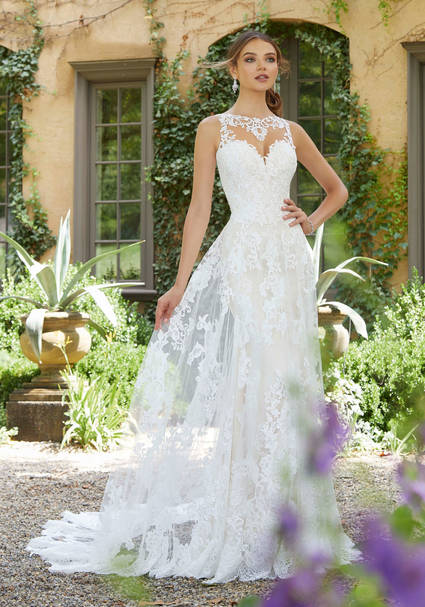 Morilee Style 5705 wedding dress