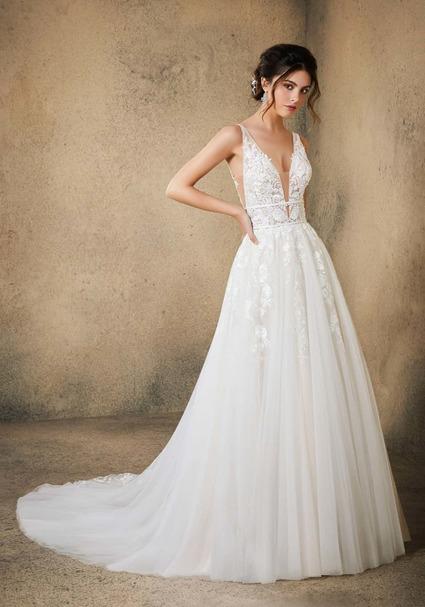 Morilee Style 5763 wedding dress