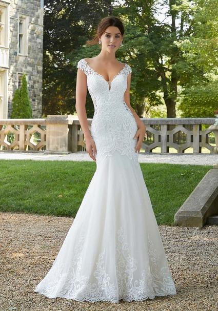 Morilee Style 5815 wedding dress