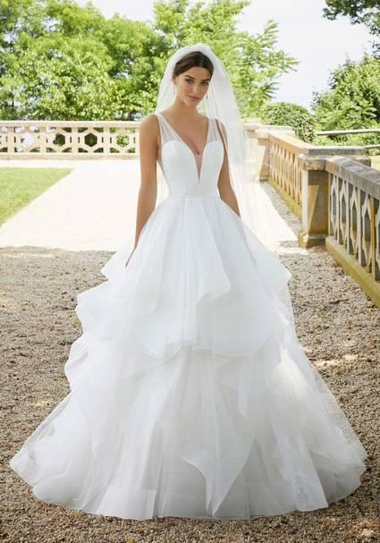 Morilee Style 5818 wedding dress