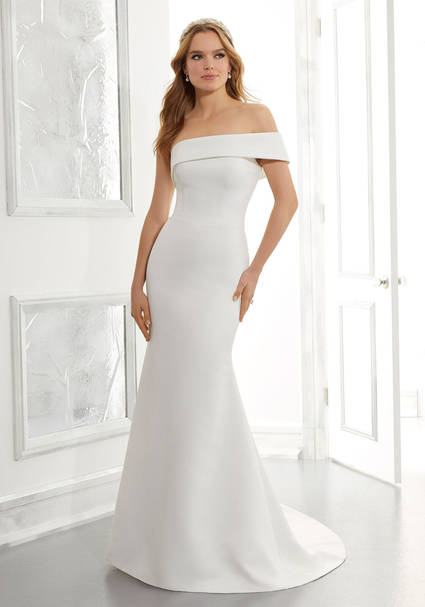 Morilee Style 5861 wedding dress