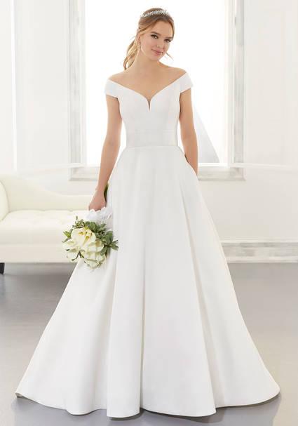 Morilee Style 5865 wedding dress
