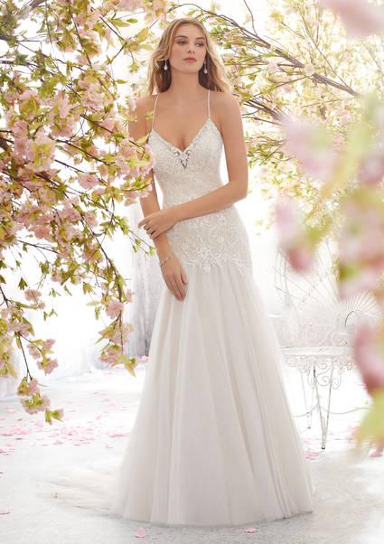 Morilee Style 6895 wedding dress
