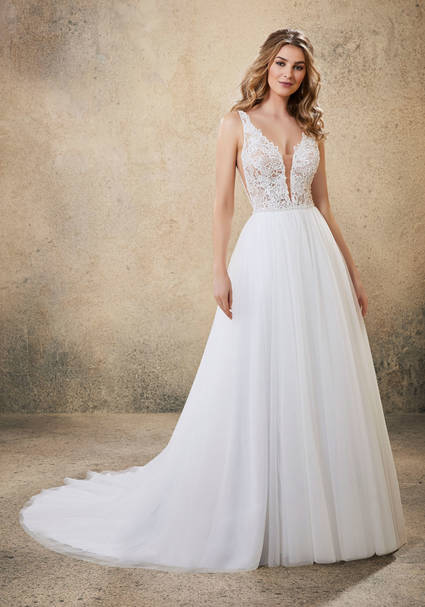 Morilee Style 6914 wedding dress