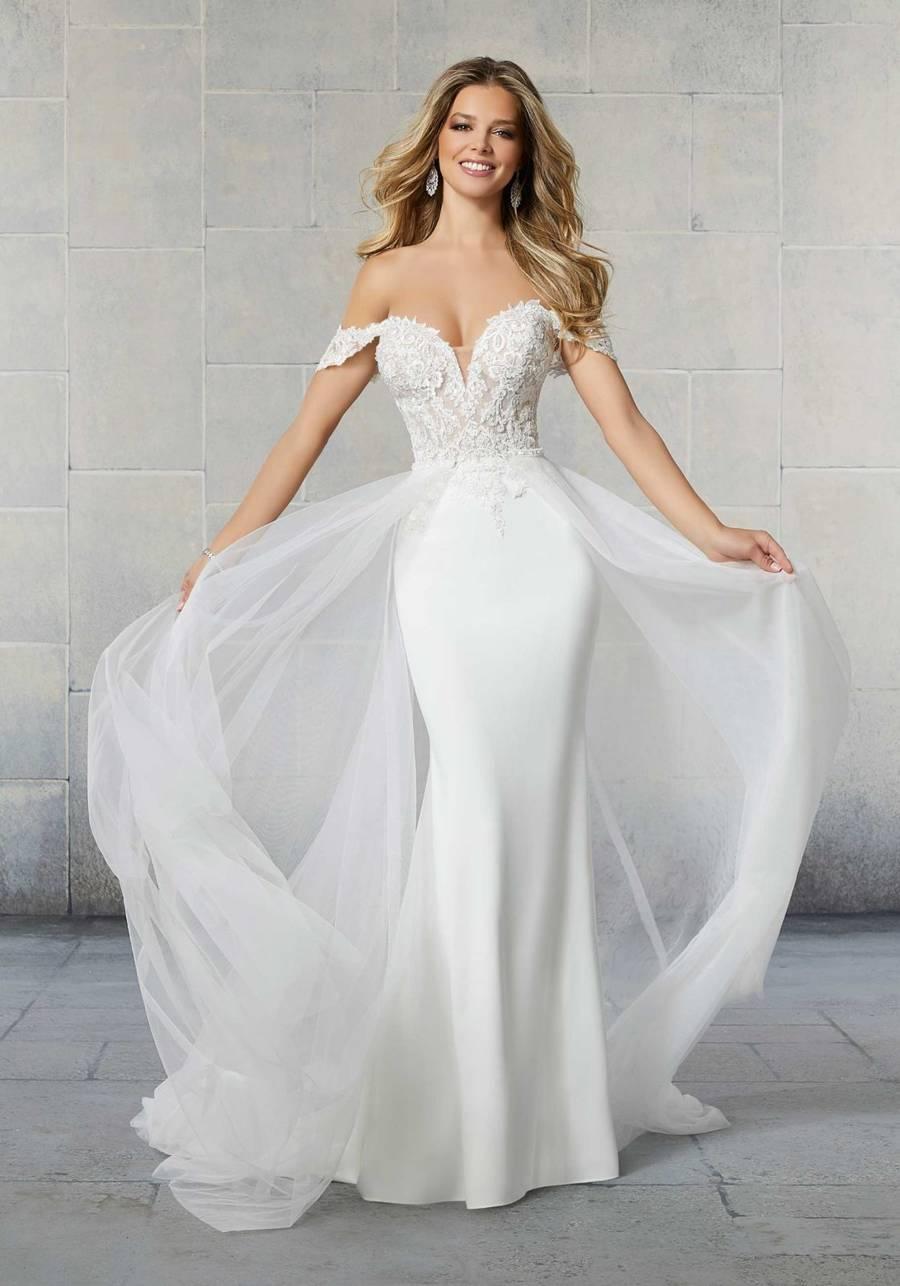 Morilee Style 6922 wedding dress