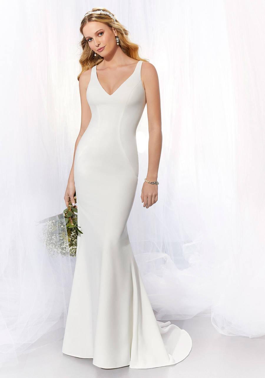 Morilee Style 6936 wedding dress