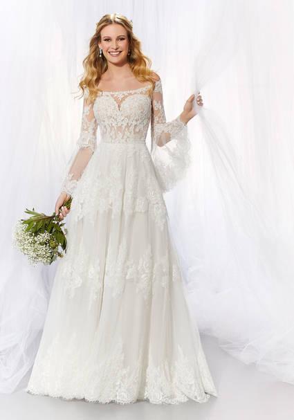 Morilee Style 6938 wedding dress