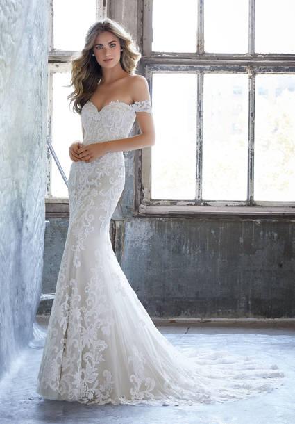 Morilee Style 8203 wedding dress