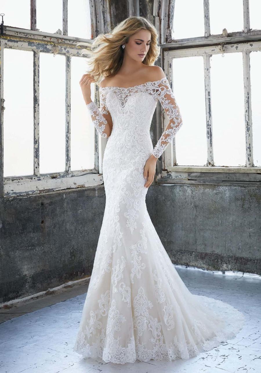 Morilee Style 8207 wedding dress