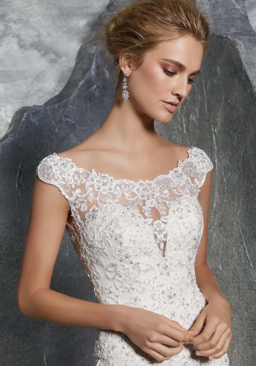 Morilee Style 8219 wedding dress