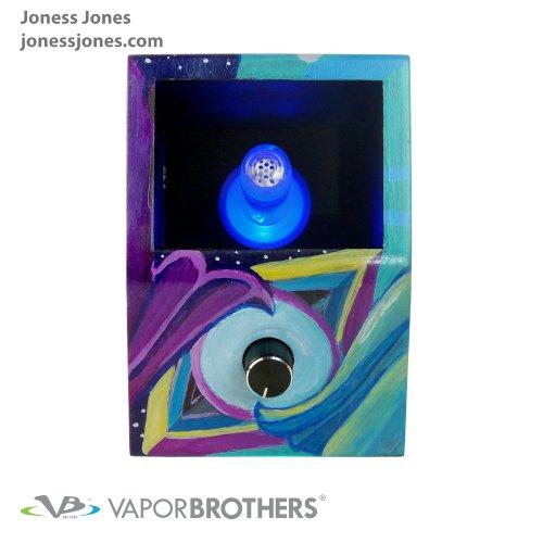 Joness Jones Vaporbrothers VB1 Vaporizer - Hands Free - 120V - 8040-Joness-Jones