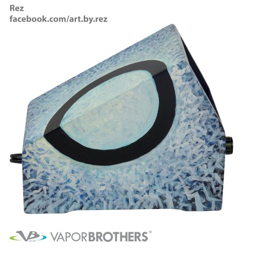 ReznBohl Vaporbrothers Vaporizers, Set of 2 units - Hands Free - 120V - 8040-ReznBohl