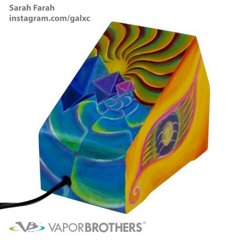 Sarah Farah Vaporbrothers Vaporizer - Hands Free - 8040-Sarah-Farah