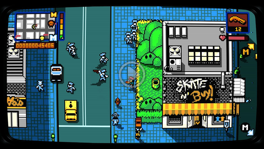 Retro City Rampage Dx Vblank Entertainment Inc