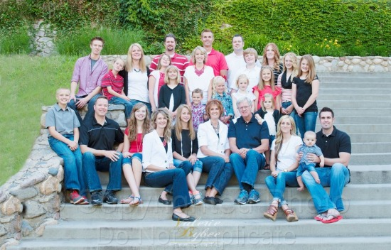 Howard Clan Family Session