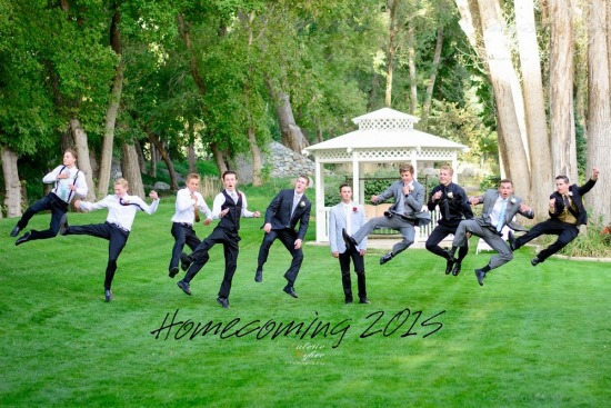 2015 Viewmont Homecoming