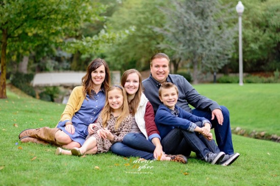 Hill Family Session 2015