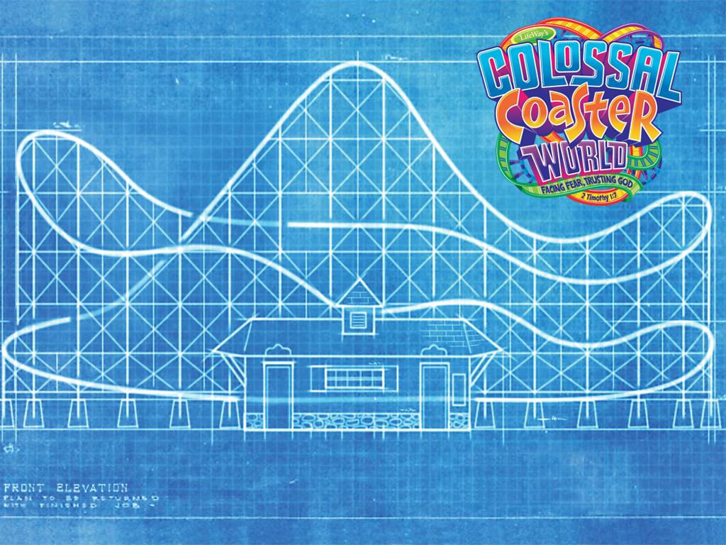 Colossal Coaster World VBS
