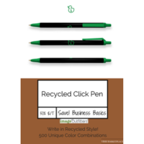 Recycled Bic Clic Pen