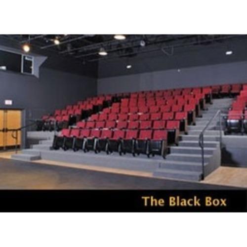 Burlington Meeting Space: Black Box Theatre