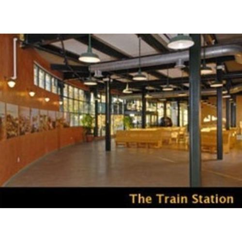 Burlington Meeting Space: The Train Station