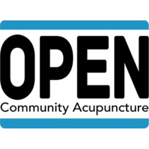 Open Community Acupuncture, Waterbury, 5 Session Gift Card