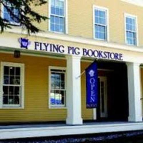 Flying Pig Bookstore, Shelburne, $50 Gift Cards