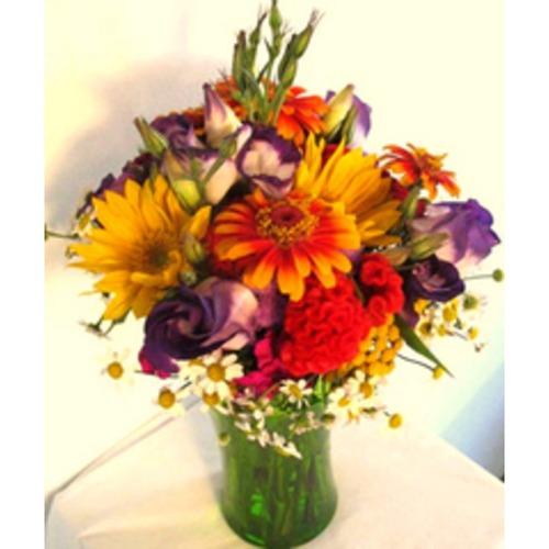 Flower Delivery, Burlington+, 50% Trade Dollars