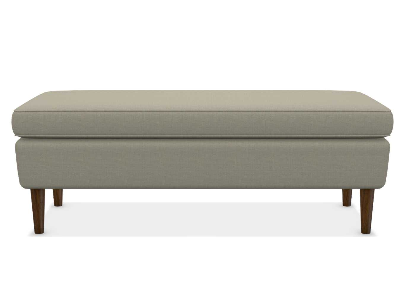 Gypsy Accent Ottoman in Sand