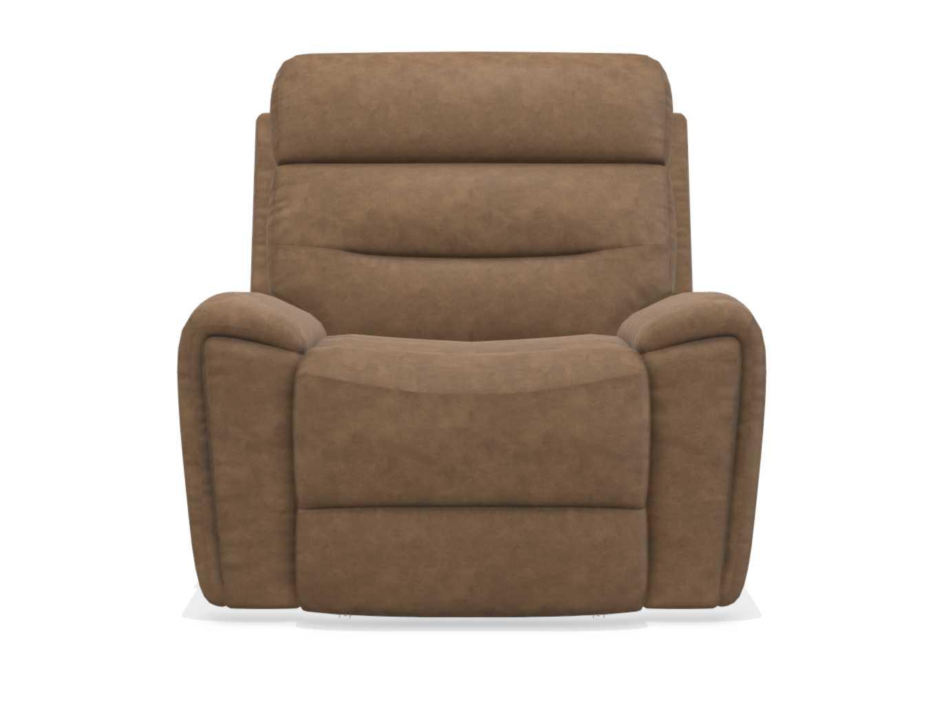 Soren Power Rocking Recliner w/ Headrest and Lumbar