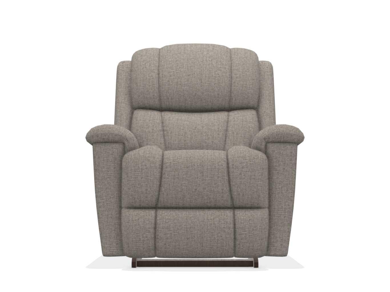 Stratus Power Rocking Recliner w/ Headrest and Lumber