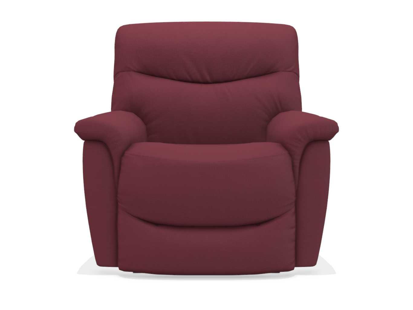 James Power Reclining Chair w/ Headrest