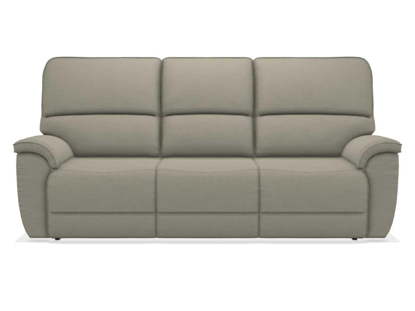 Norris Power Reclining Sofa w/ Headrest