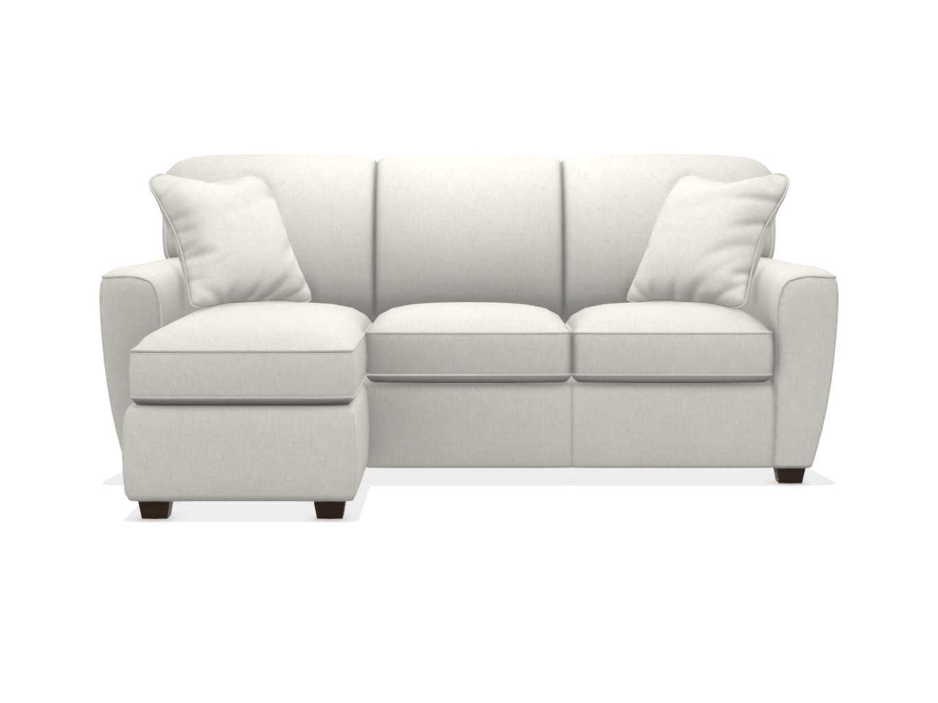 Piper Sofa & Ottoman w/ Chaise Cushion