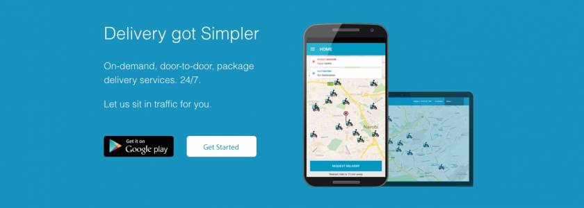 On-demand package delivery, Sendy closes deal with Safaricom Spark Venture Fund
