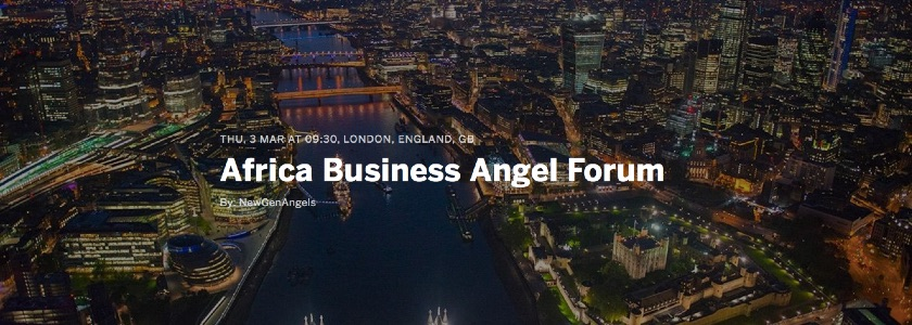 Upcoming Africa Business Angel Forum in London offers investors and start-ups a chance to understand African opportunities
