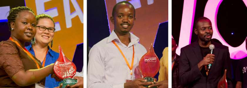 Meet the finalists of the PIVOT East 2016 startup competition