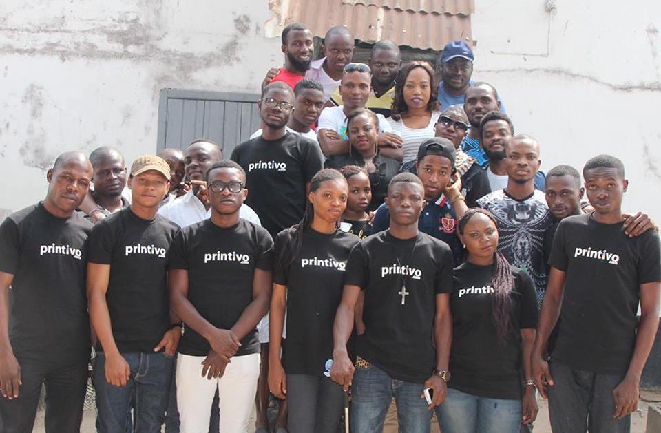 The Printivo team