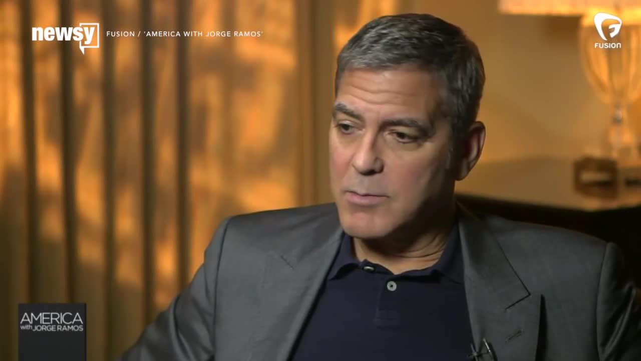 Bernie Sanders Slams Hillary Clinton's $353K Event With George Clooney