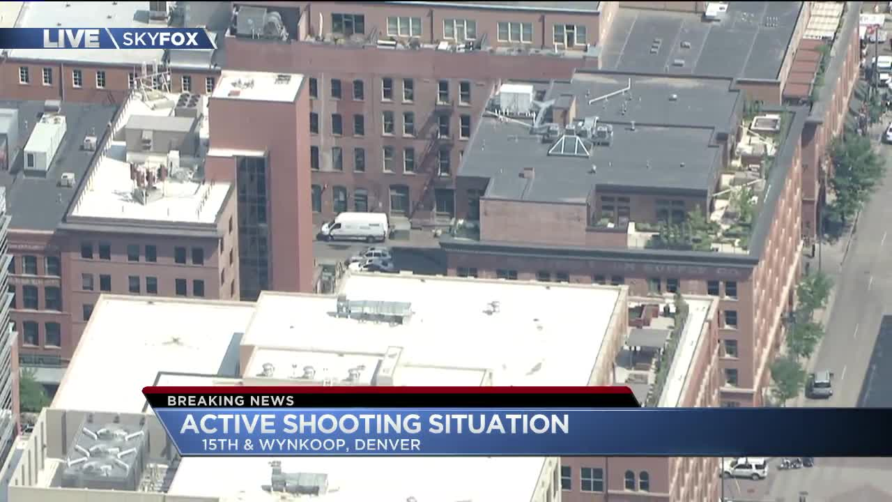 Police: Multiple Victims Amid Active Shooting In Denver